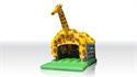 Obrazek Zamek Żyrafa z dachem i z figurą 5,2 x 4,2 m