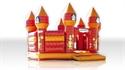 Obrazek Zamek Camelot bez dachu 9,2 x 8,4 m